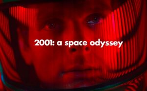 The Kubrick classic 2001 a space Odyssey