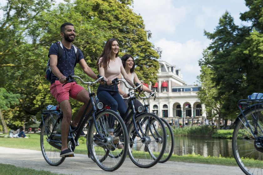 Safe Cycling in Amsterdam - be Careful - International Locals