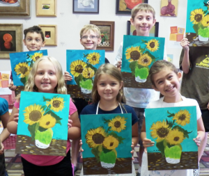 Kids Painting Workshop