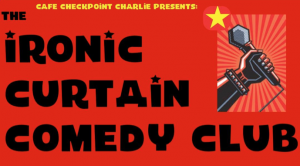 Ironic Curtain Comedy Club