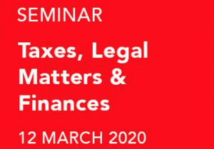 Finance and Law Seminar
