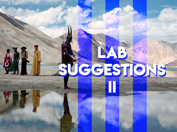 LAB Suggestions II